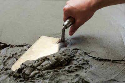 Тощий бетон Можайск